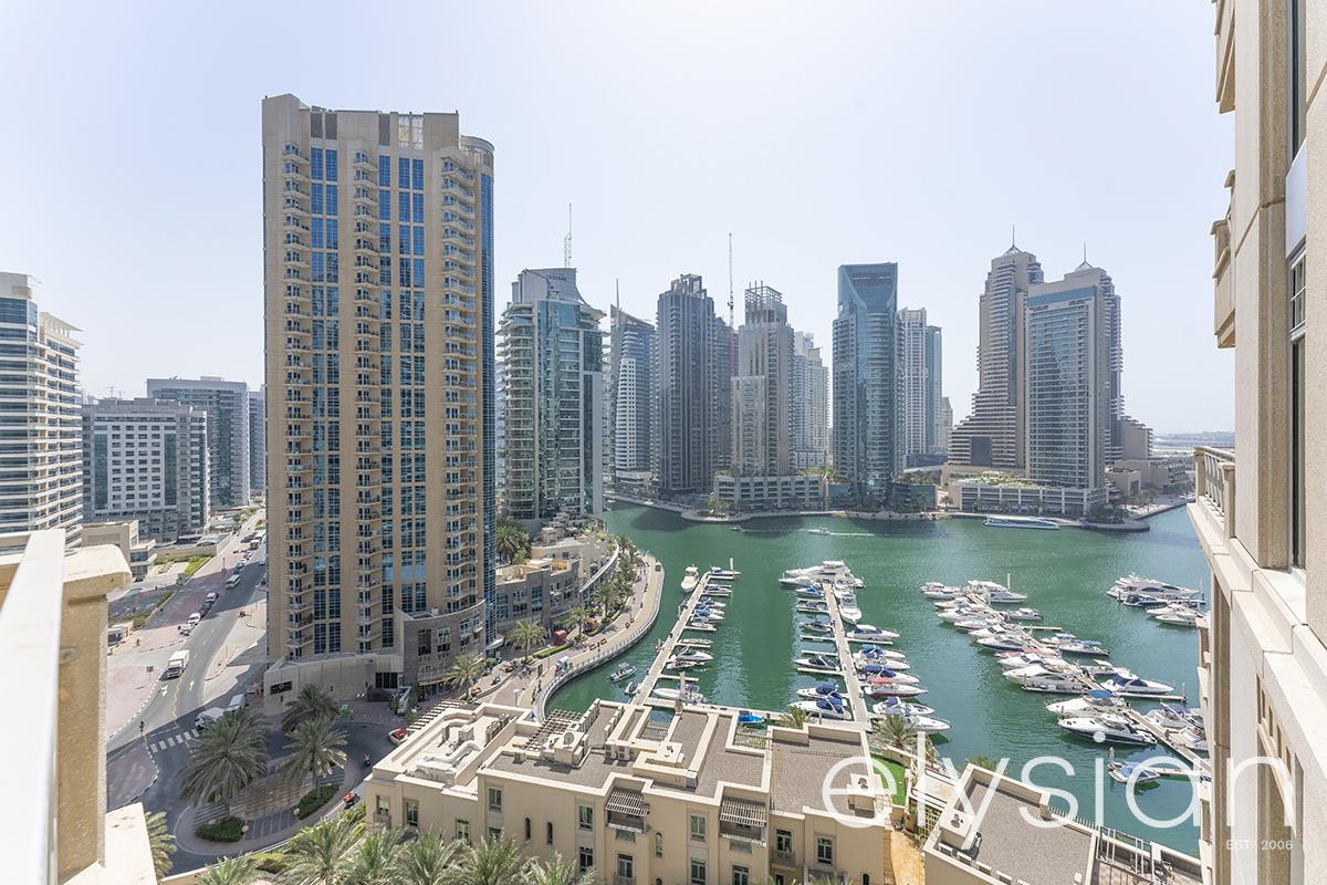 Amazing Marina View   Largest Layout   Furnished