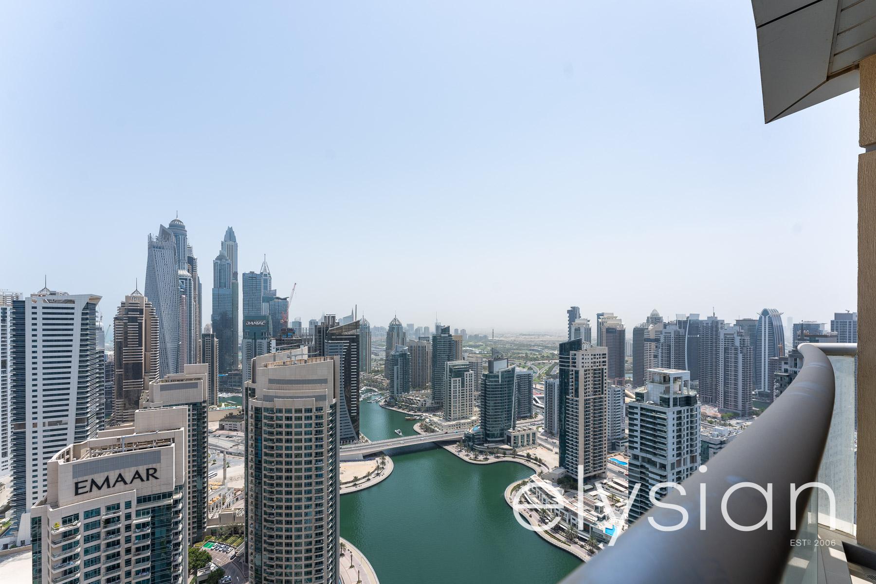 Full Marina View | Spacious | 3 Bedroom