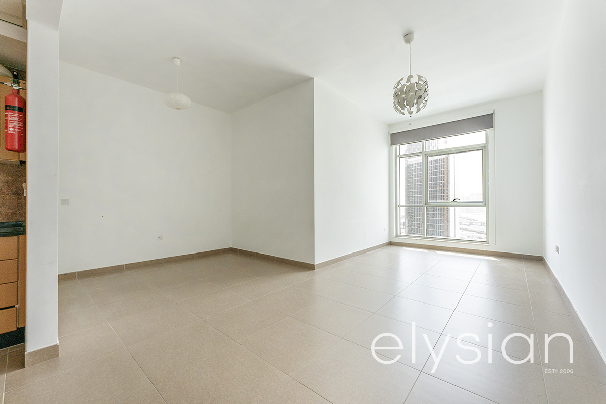 Best Property Spacious and Stunning Studio | Unfurnished