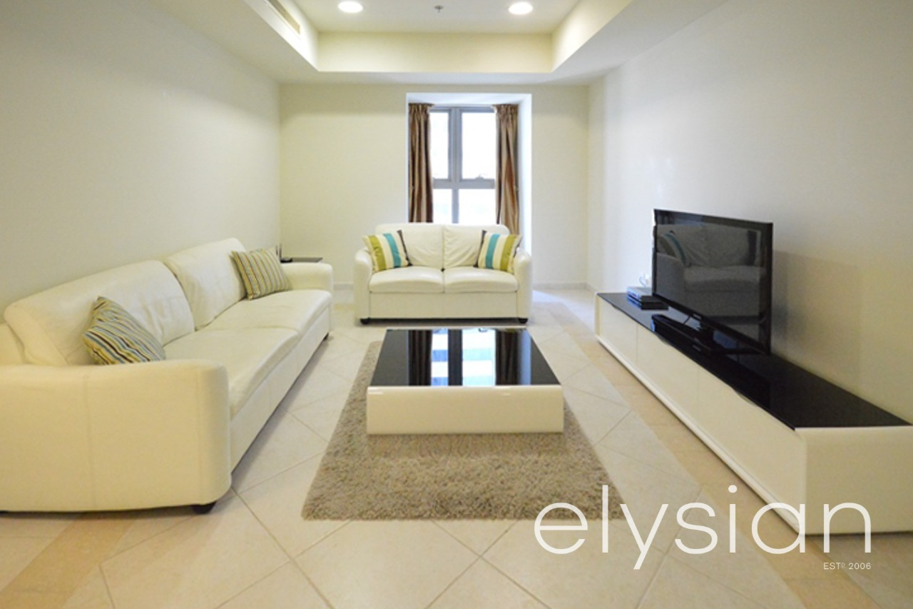 Best Property Sea View | Unfurnished | Spacious 1 Bedroom