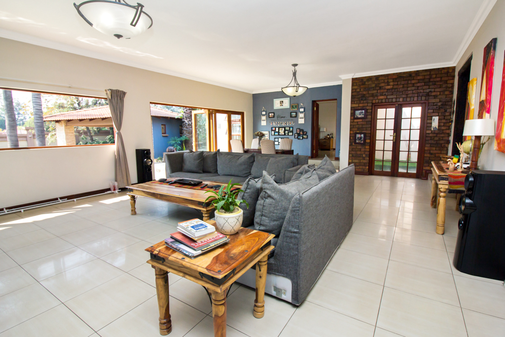 4 Bedroom House for sale in Fourways LH-2839 : photo#4
