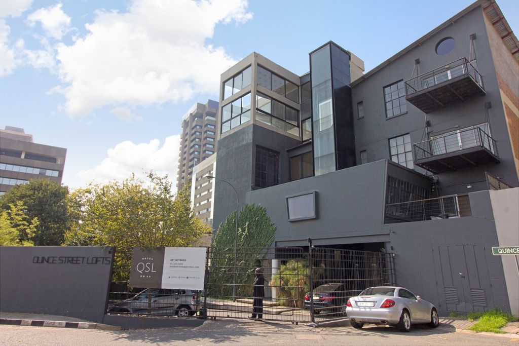 2 BedroomApartment For Sale In Braamfontein Werf