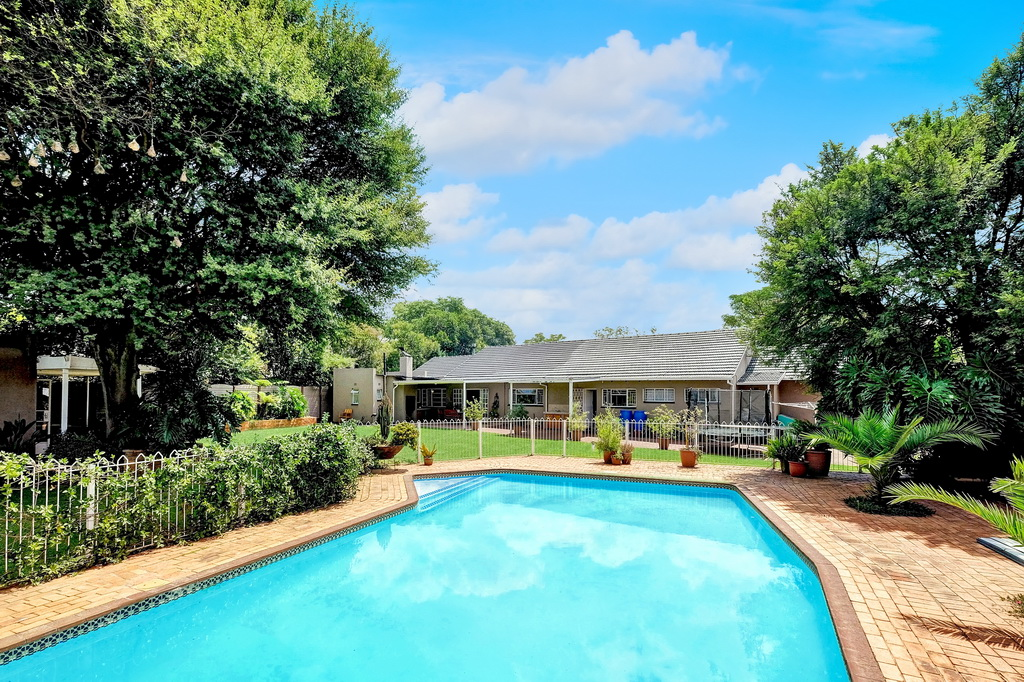4 BedroomHouse For Sale In Rynfield