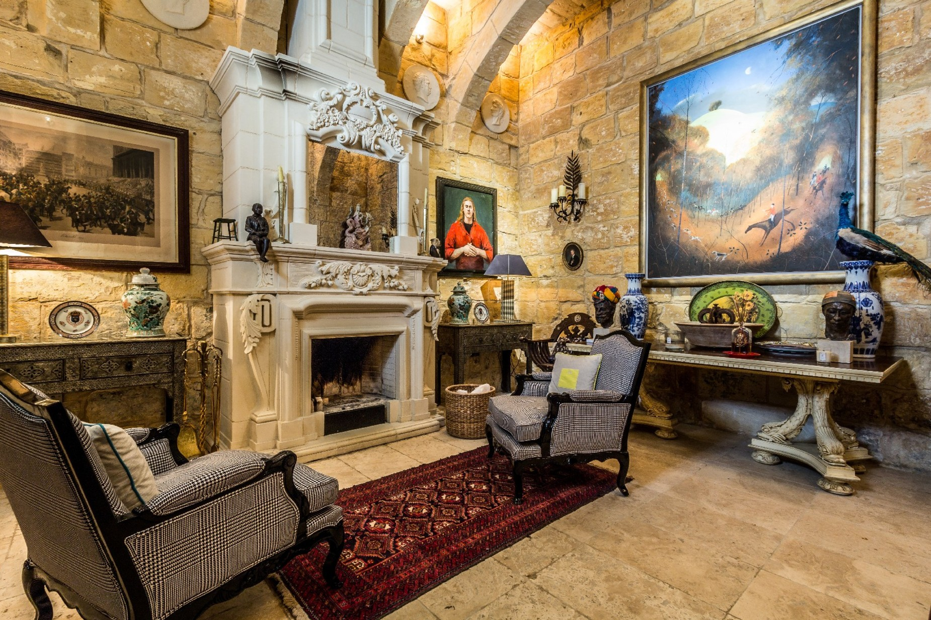 5 bed Town House For Rent in Cospicua, Cospicua - thumb 3
