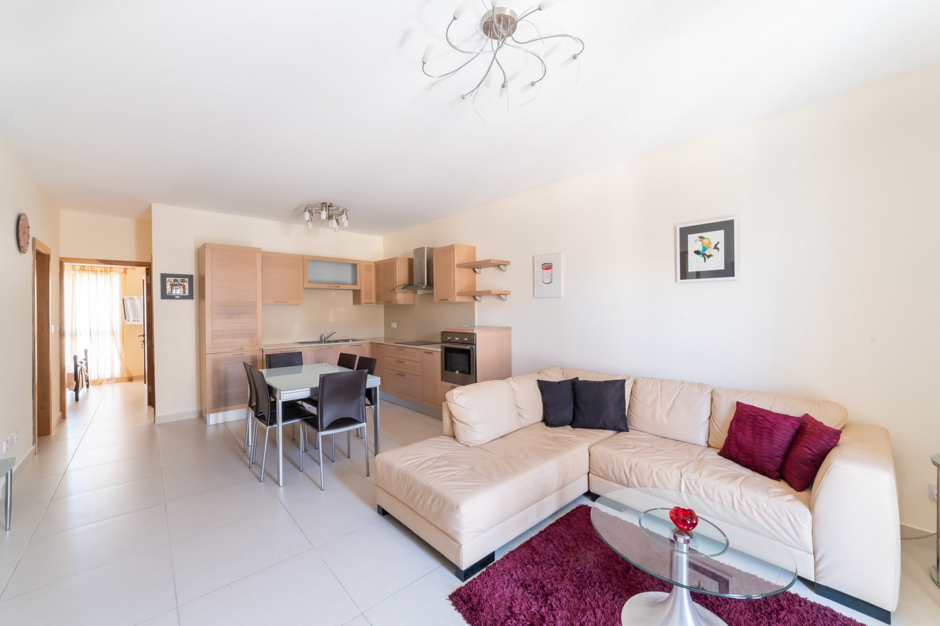 2 bed Apartment For Rent in Sliema, Sliema - thumb 6