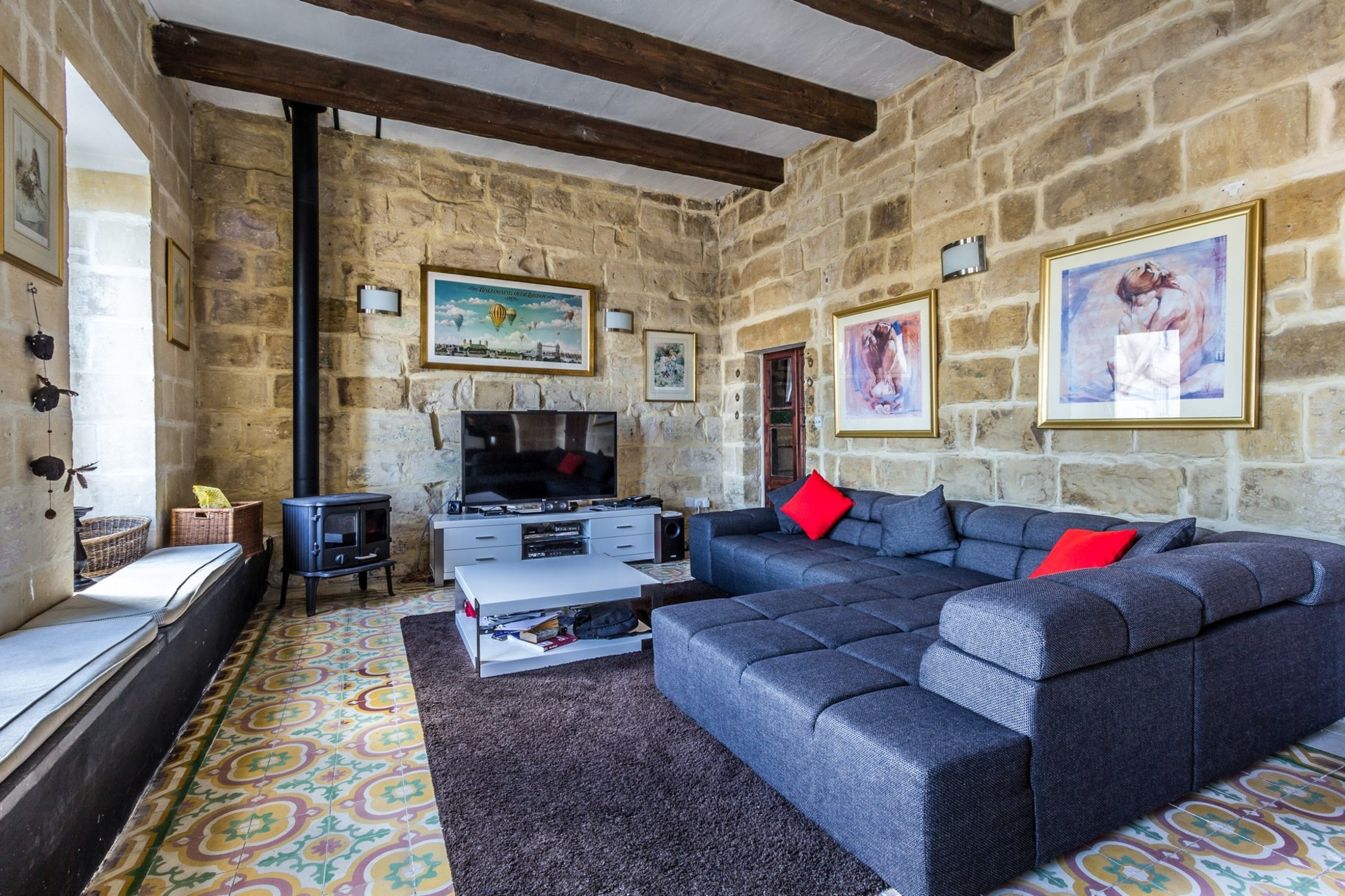 4 bed Town House For Sale in Vittoriosa, Vittoriosa - thumb 3