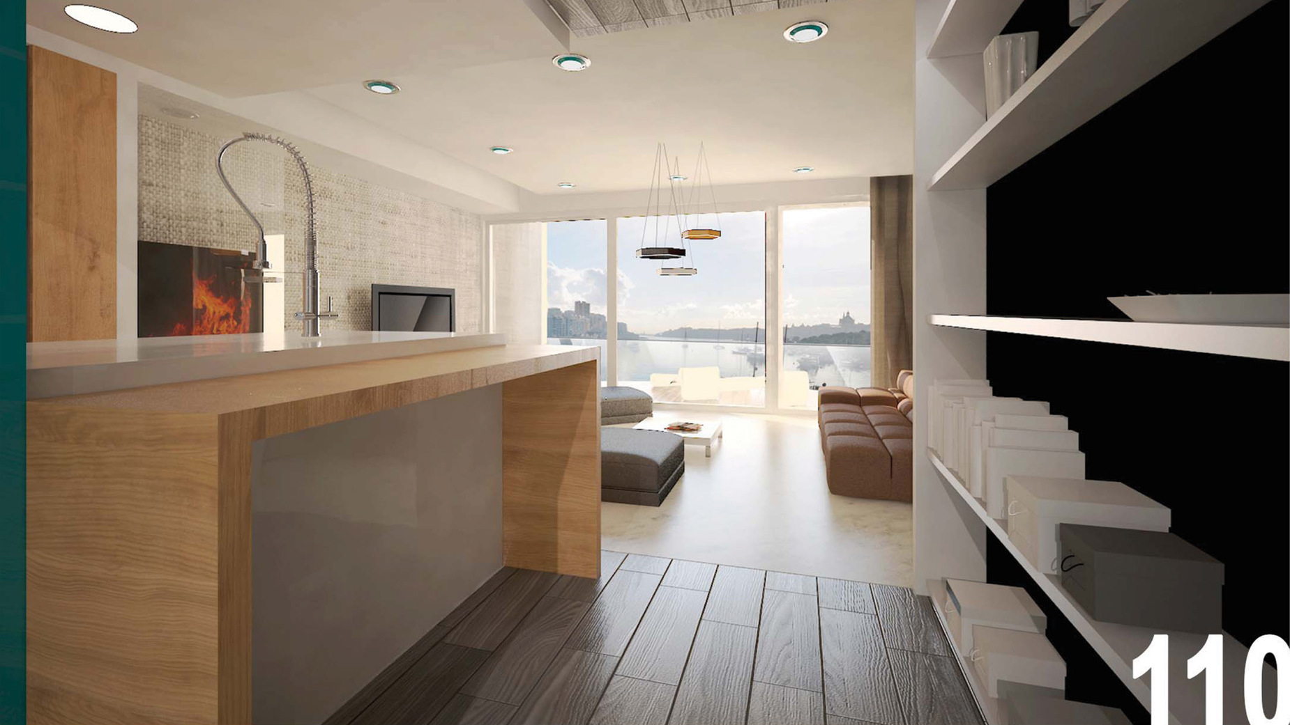 1 bed Penthouse For Sale in Sliema, Sliema - thumb 2
