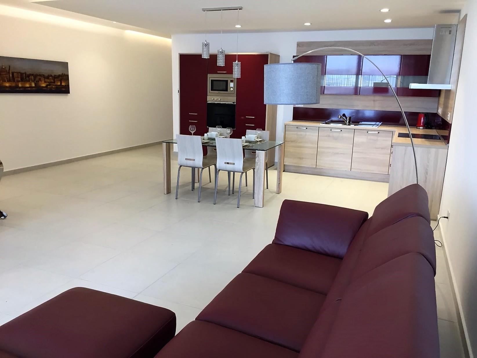 2 bed Apartment For Rent in Sliema, Sliema - thumb 2