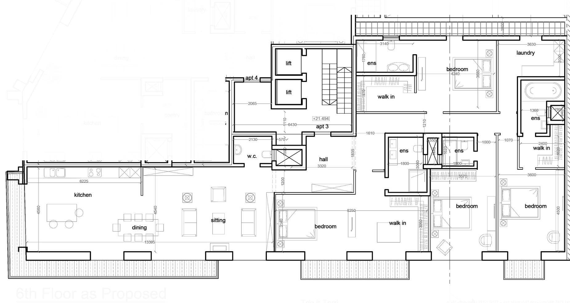 3 bed Penthouse For Sale in Sliema, Sliema - thumb 24