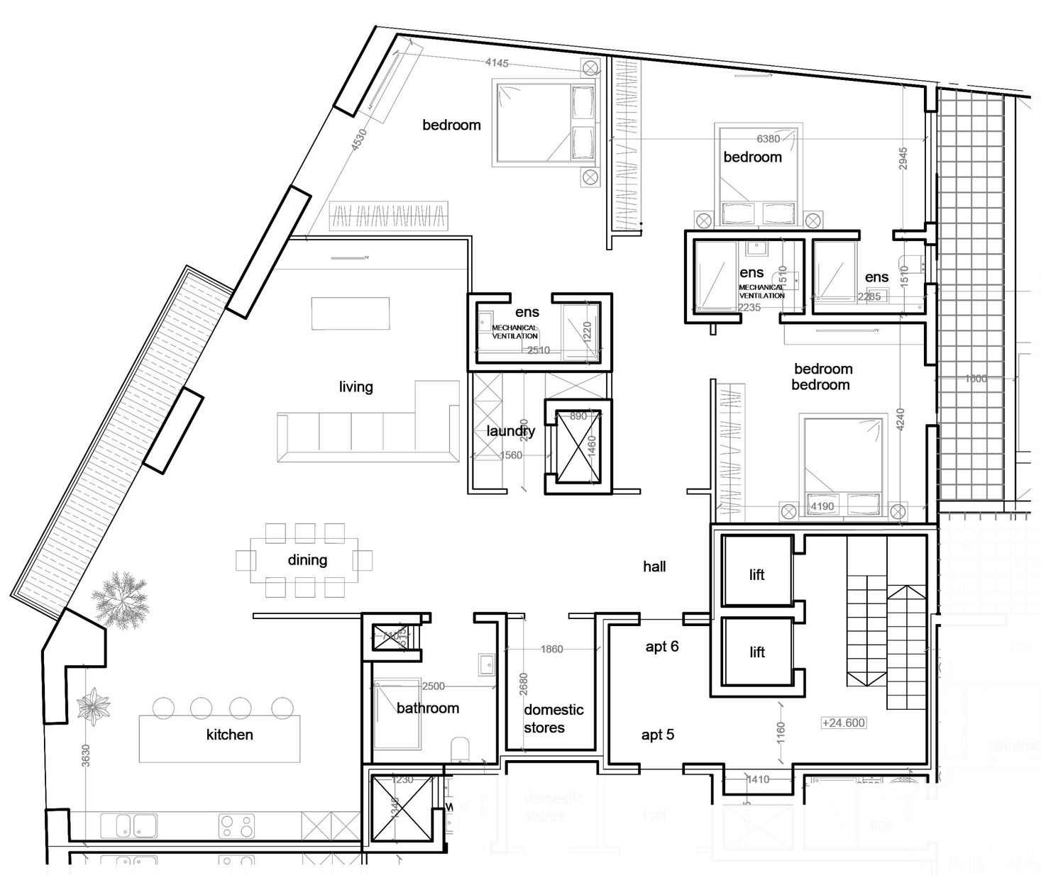3 bed Penthouse For Sale in Sliema, Sliema - thumb 28