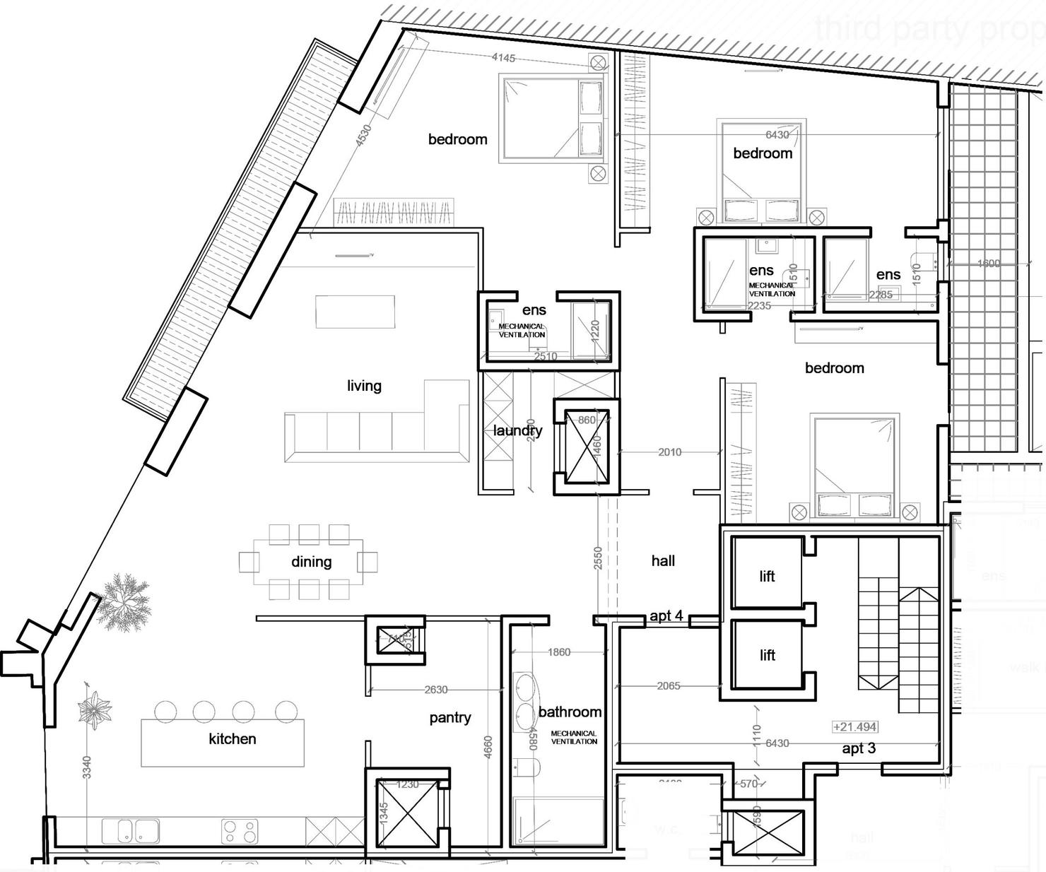 3 bed Penthouse For Sale in Sliema, Sliema - thumb 25