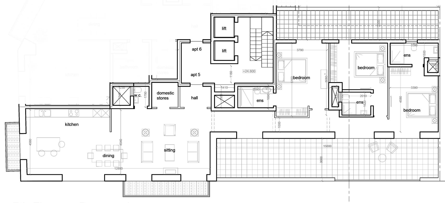 3 bed Penthouse For Sale in Sliema, Sliema - thumb 27