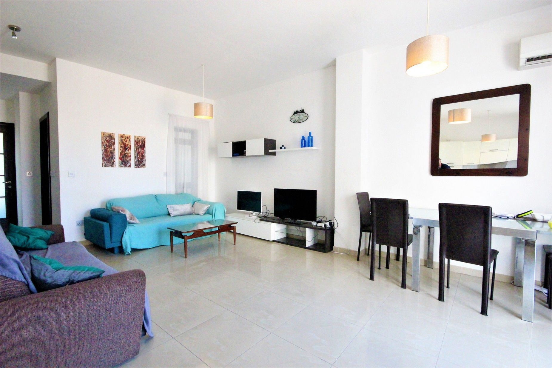 1 bed Apartment For Rent in Sliema, Sliema - thumb 3