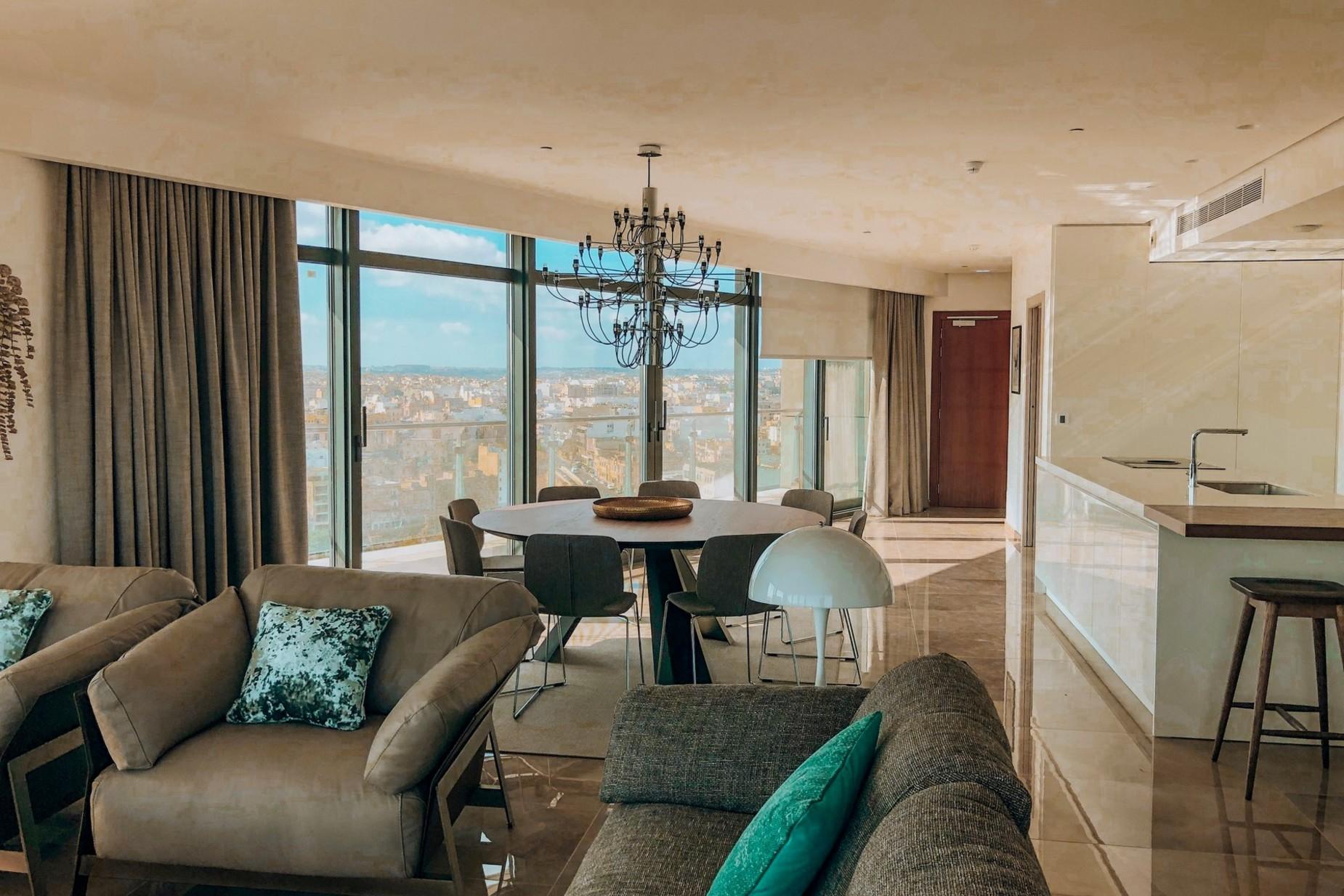 3 bed Apartment For Rent in Gzira, Gzira - thumb 5