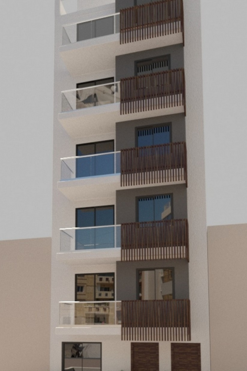 1 bed Maisonette For Sale in Ta' Xbiex, Ta' Xbiex - thumb 2