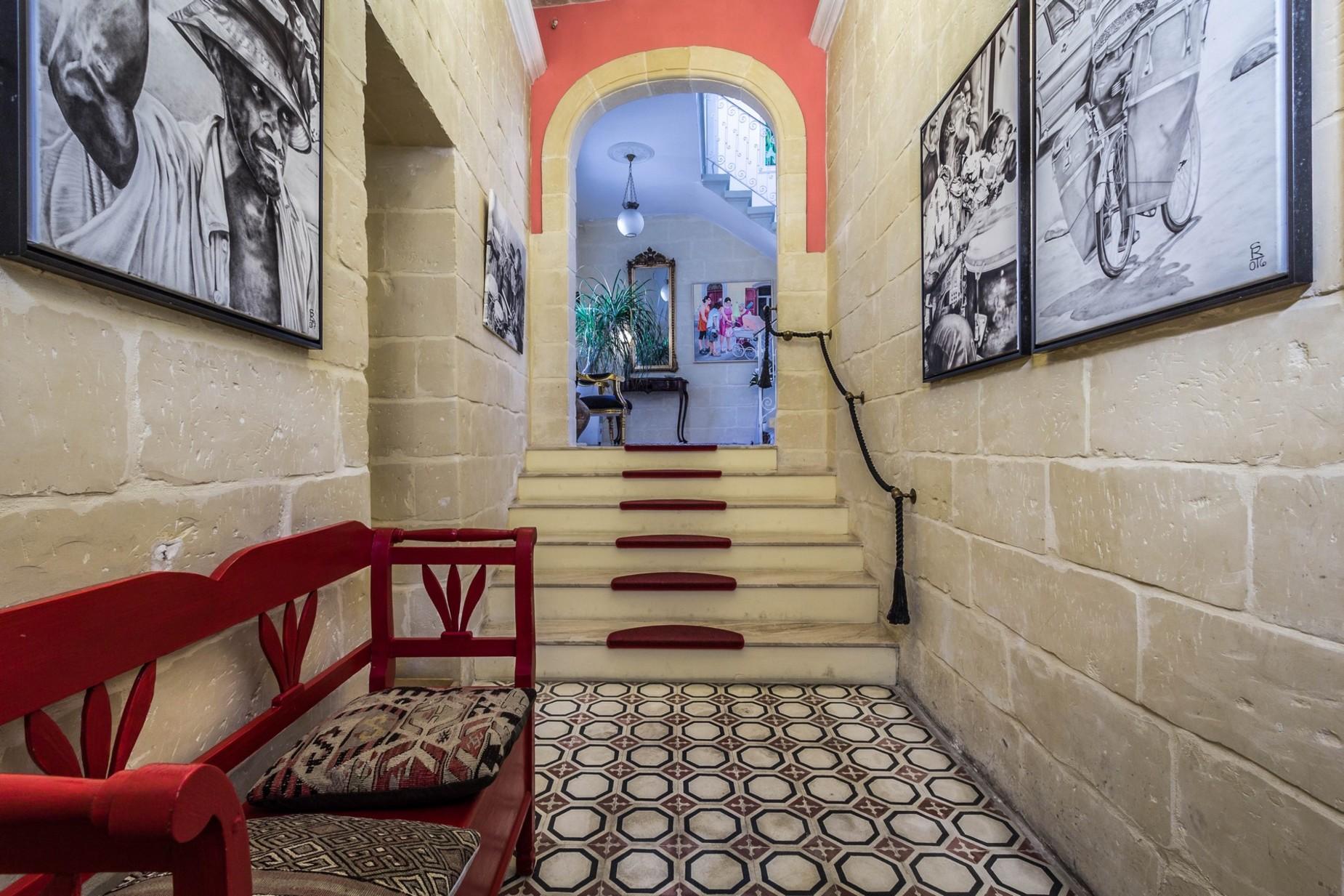4 bed Town House For Sale in Senglea, Senglea - thumb 2