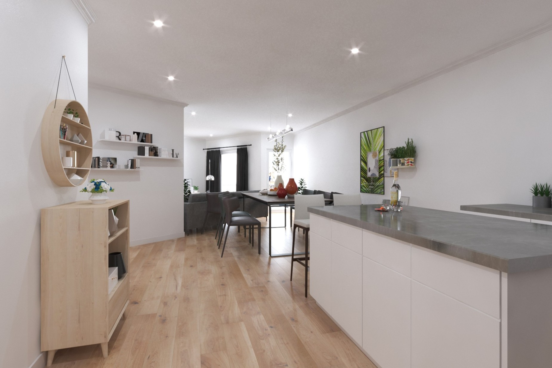 2 bed Apartment For Sale in Birkirkara, Birkirkara - thumb 2
