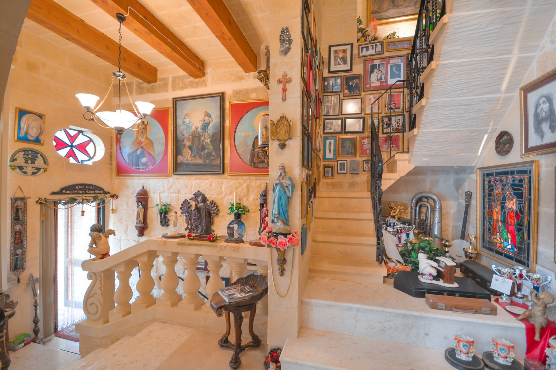 4 bed House of Character For Rent in Gharb, Gharb - thumb 7