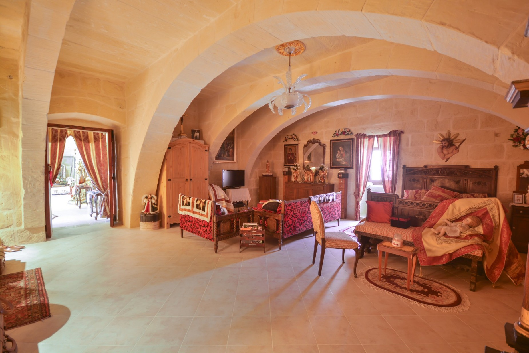 4 bed House of Character For Rent in Gharb, Gharb - thumb 3