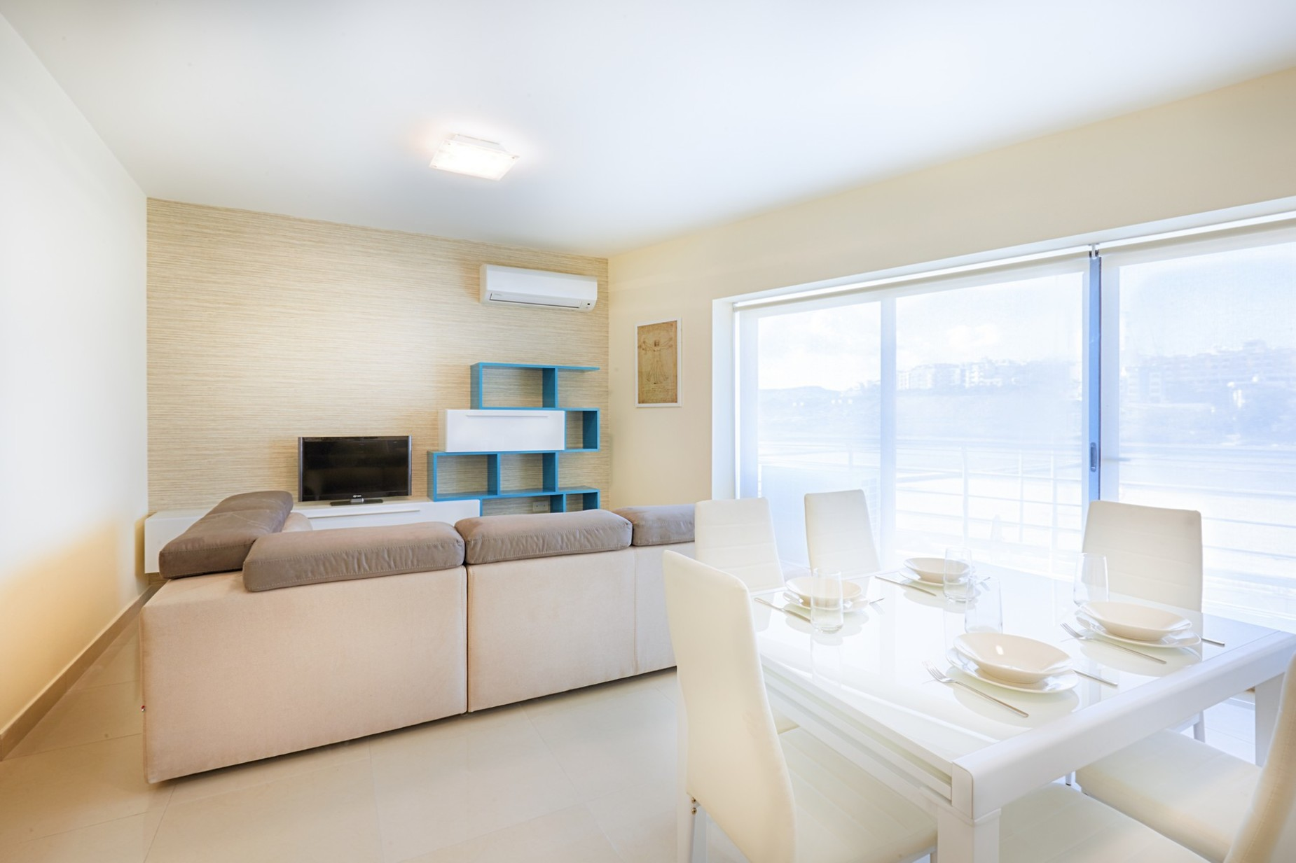 1 bed Penthouse For Rent in Naxxar, Naxxar - thumb 2