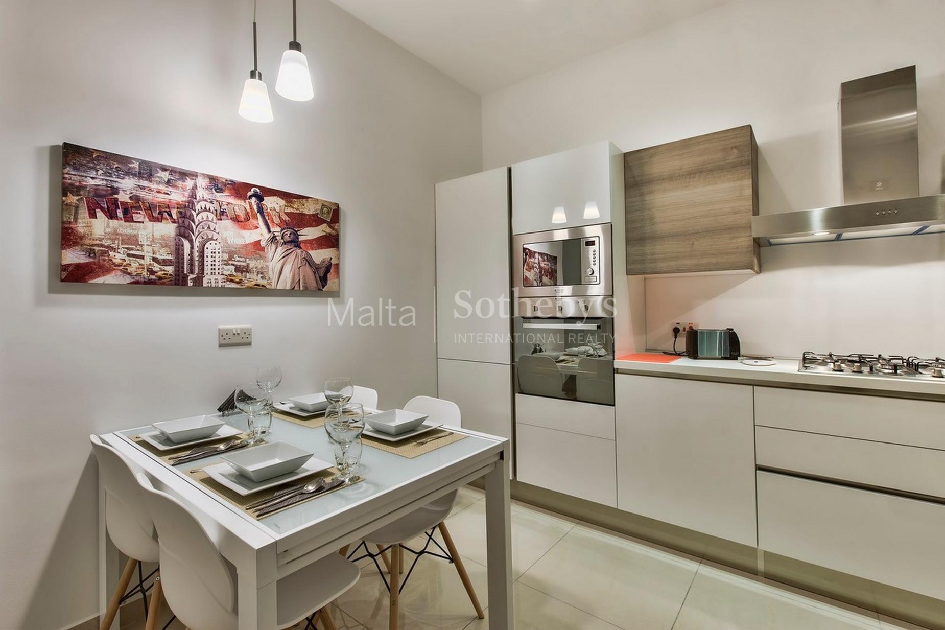3 bed Maisonette For Sale in Sliema, Sliema - thumb 3