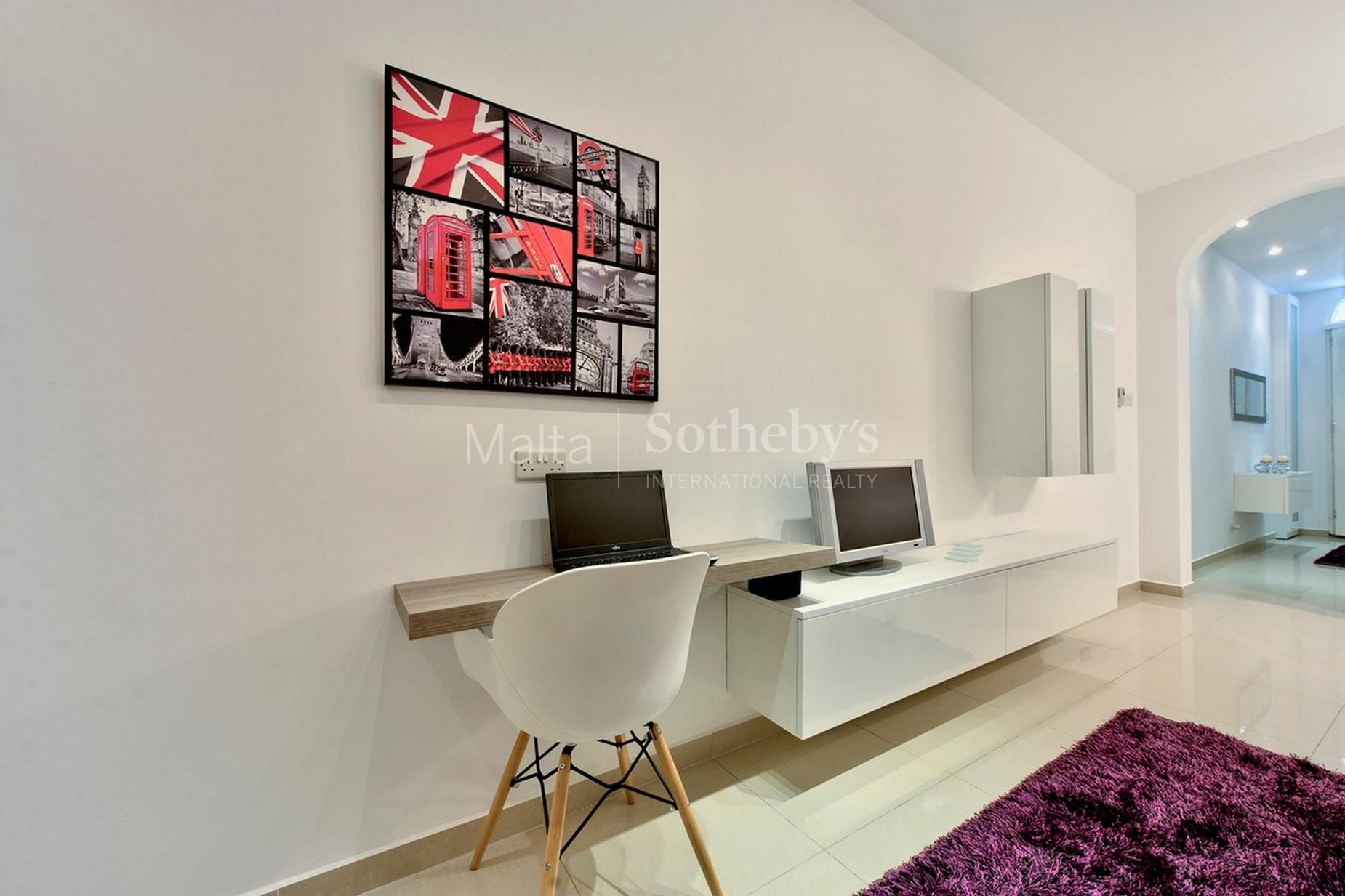 3 bed Maisonette For Rent in Sliema, Sliema - thumb 4