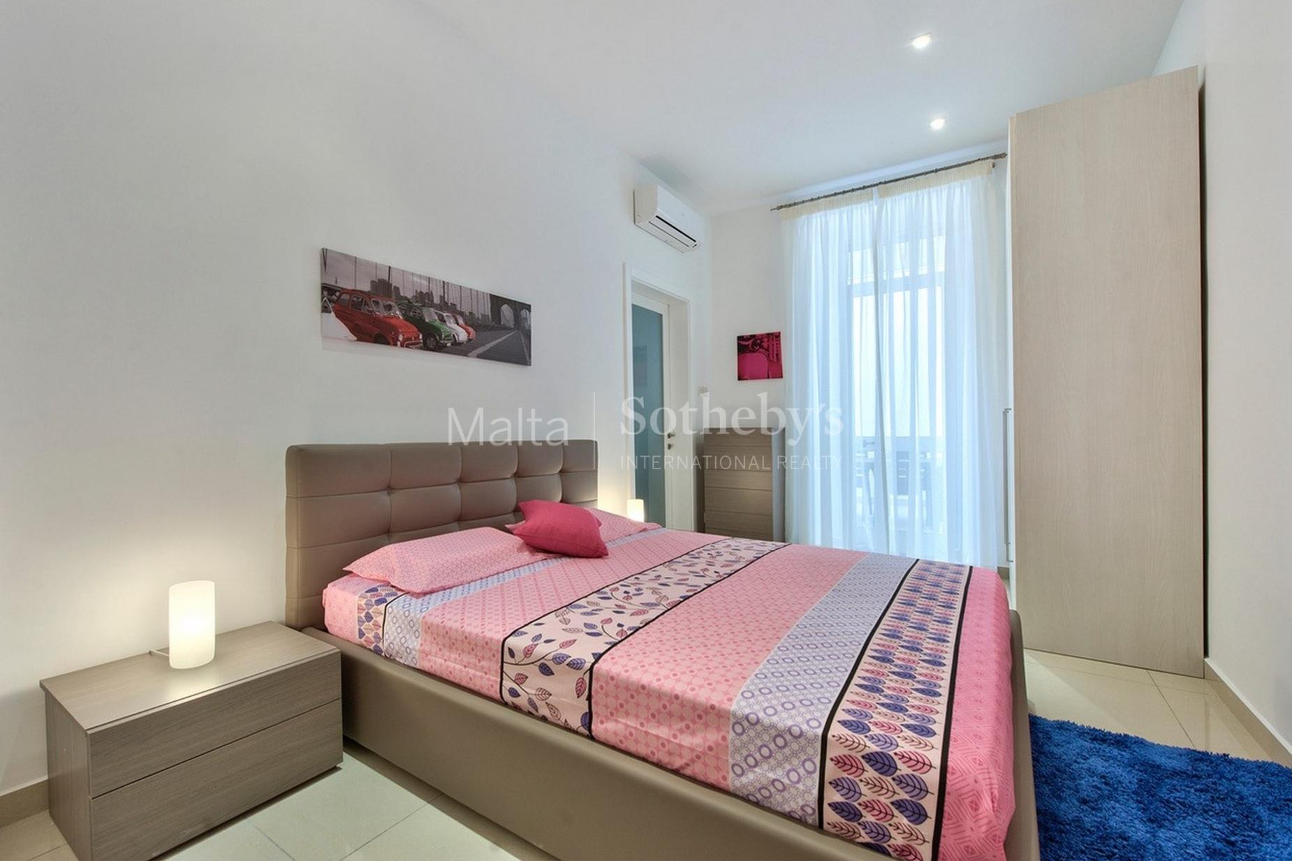 3 bed Maisonette For Rent in Sliema, Sliema - thumb 9