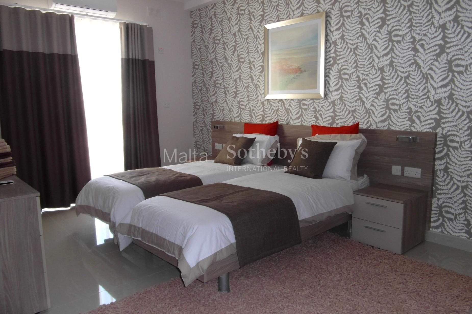 2 bed Apartment For Rent in Sliema, Sliema - thumb 7