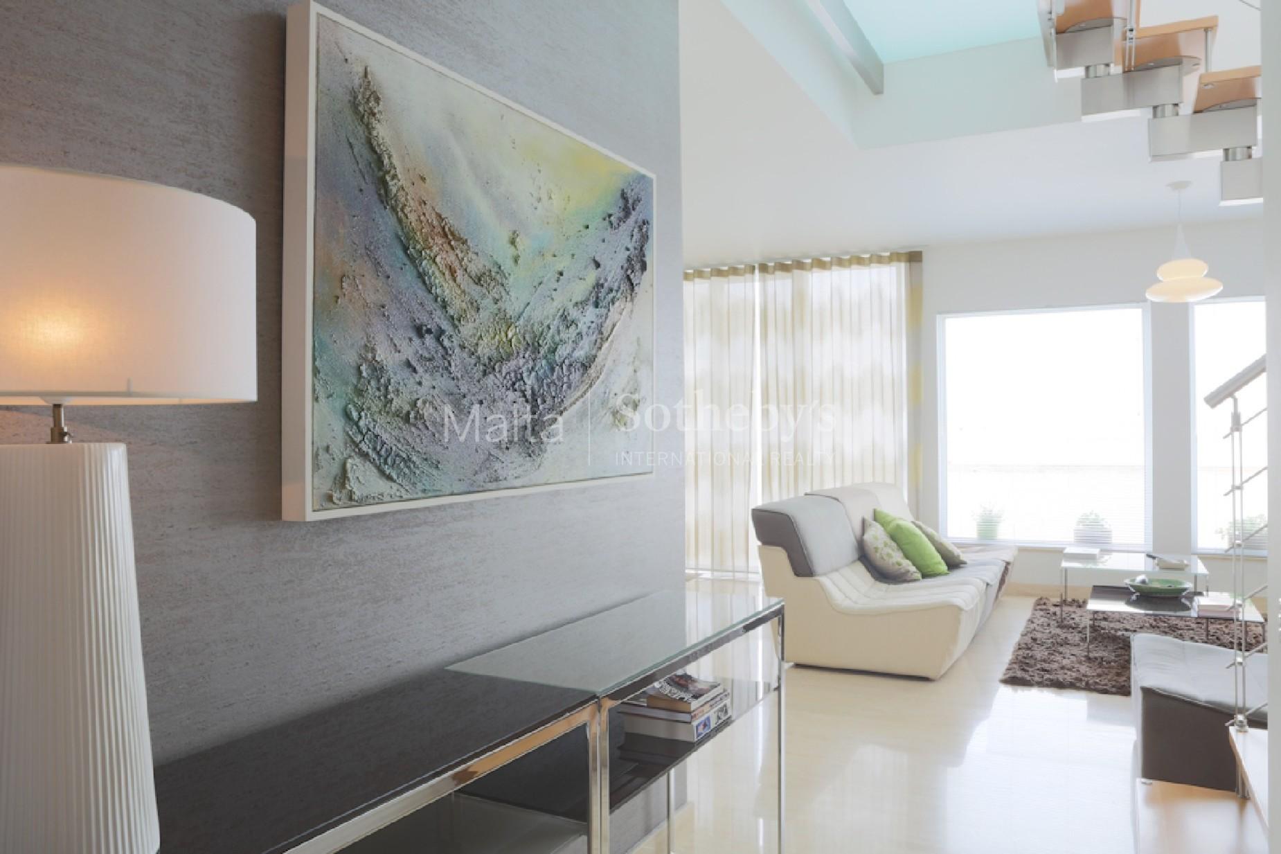 3 bed Penthouse For Rent in Balzan, Balzan - thumb 2