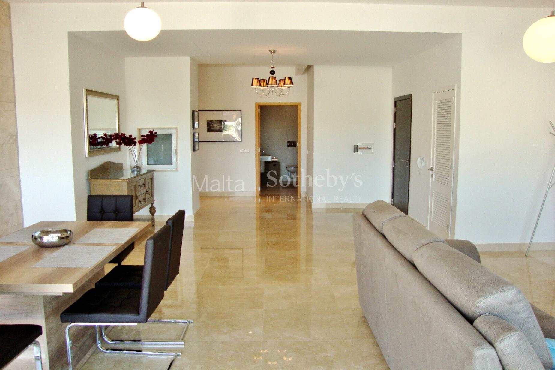 2 bed Apartment For Rent in San Gwann, San Gwann - thumb 3