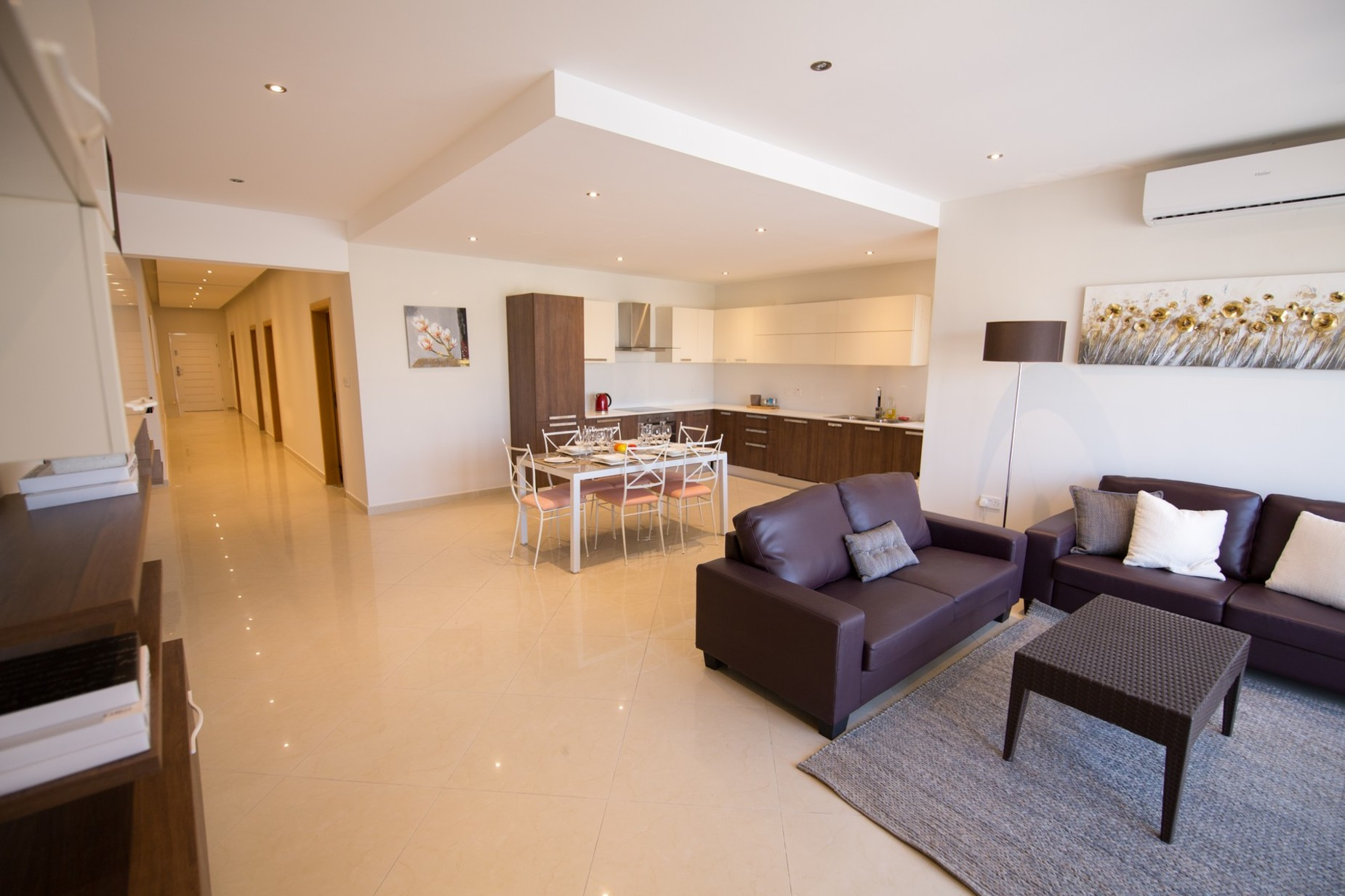 2 bed Apartment For Rent in Xemxija, Xemxija - thumb 4