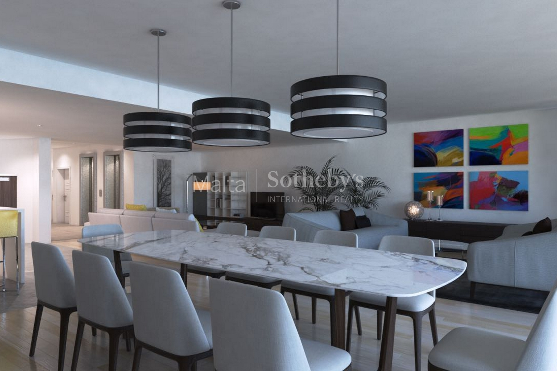 4 bed Apartment For Sale in St Julian's, St Julian's - thumb 6