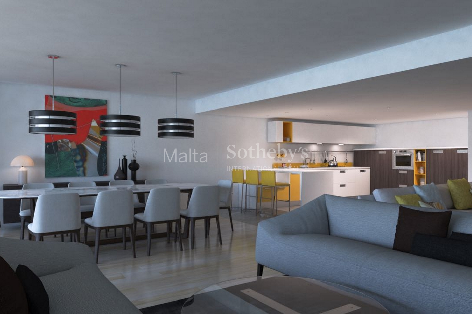 4 bed Apartment For Sale in St Julian's, St Julian's - thumb 4