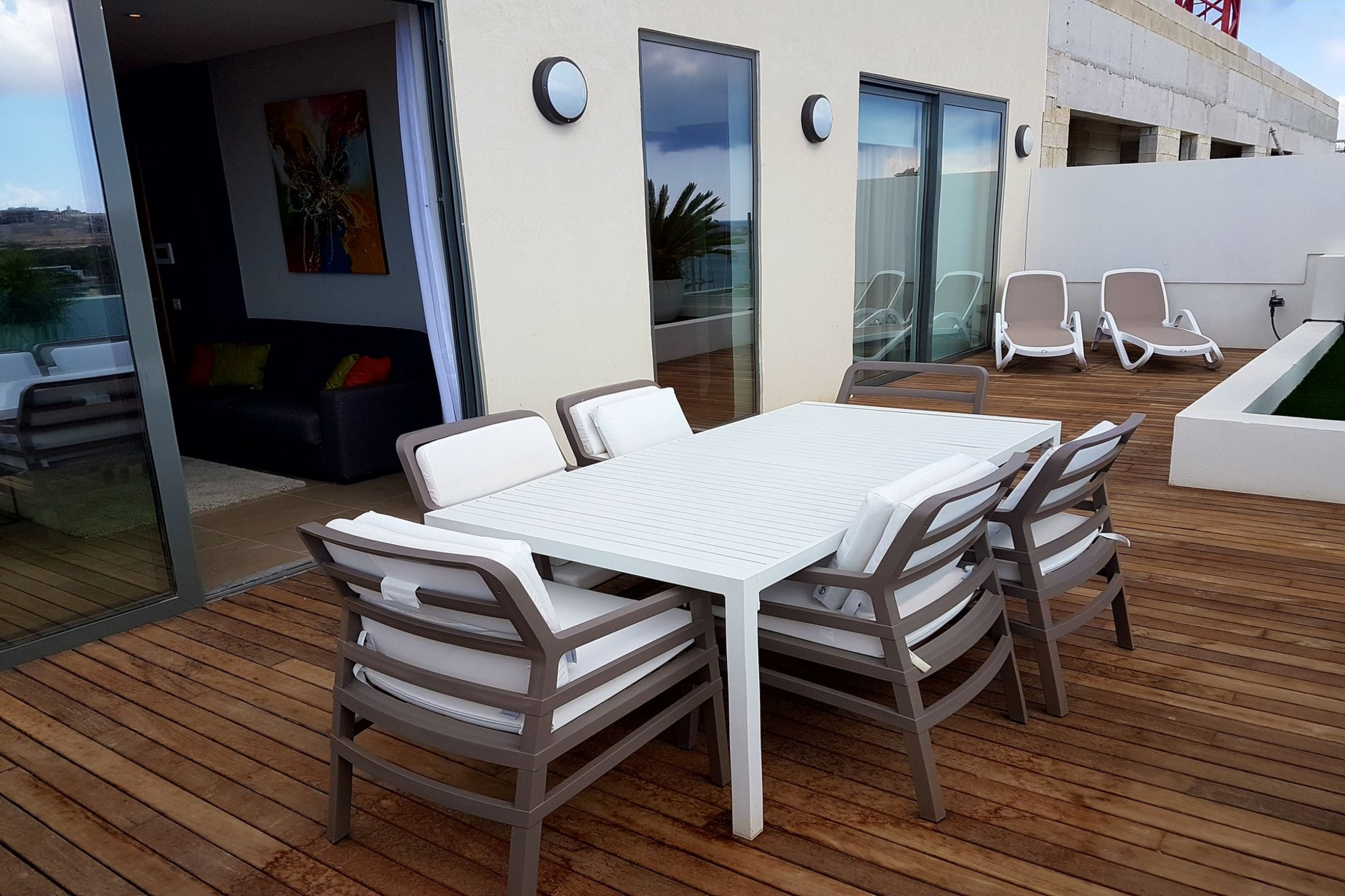 1 bed Penthouse For Rent in Gzira, Gzira - thumb 6