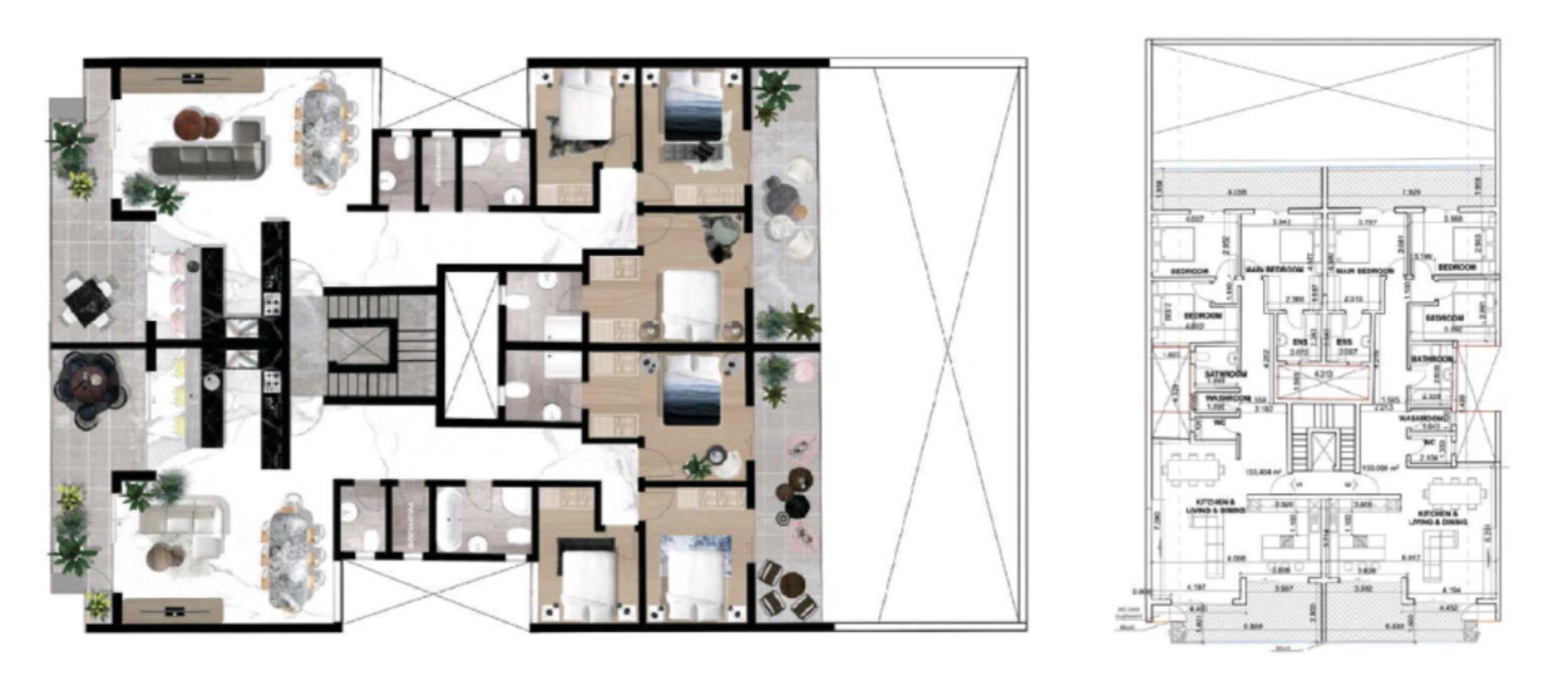 2 bed Penthouse For Sale in Ta' Xbiex, Ta' Xbiex - thumb 13