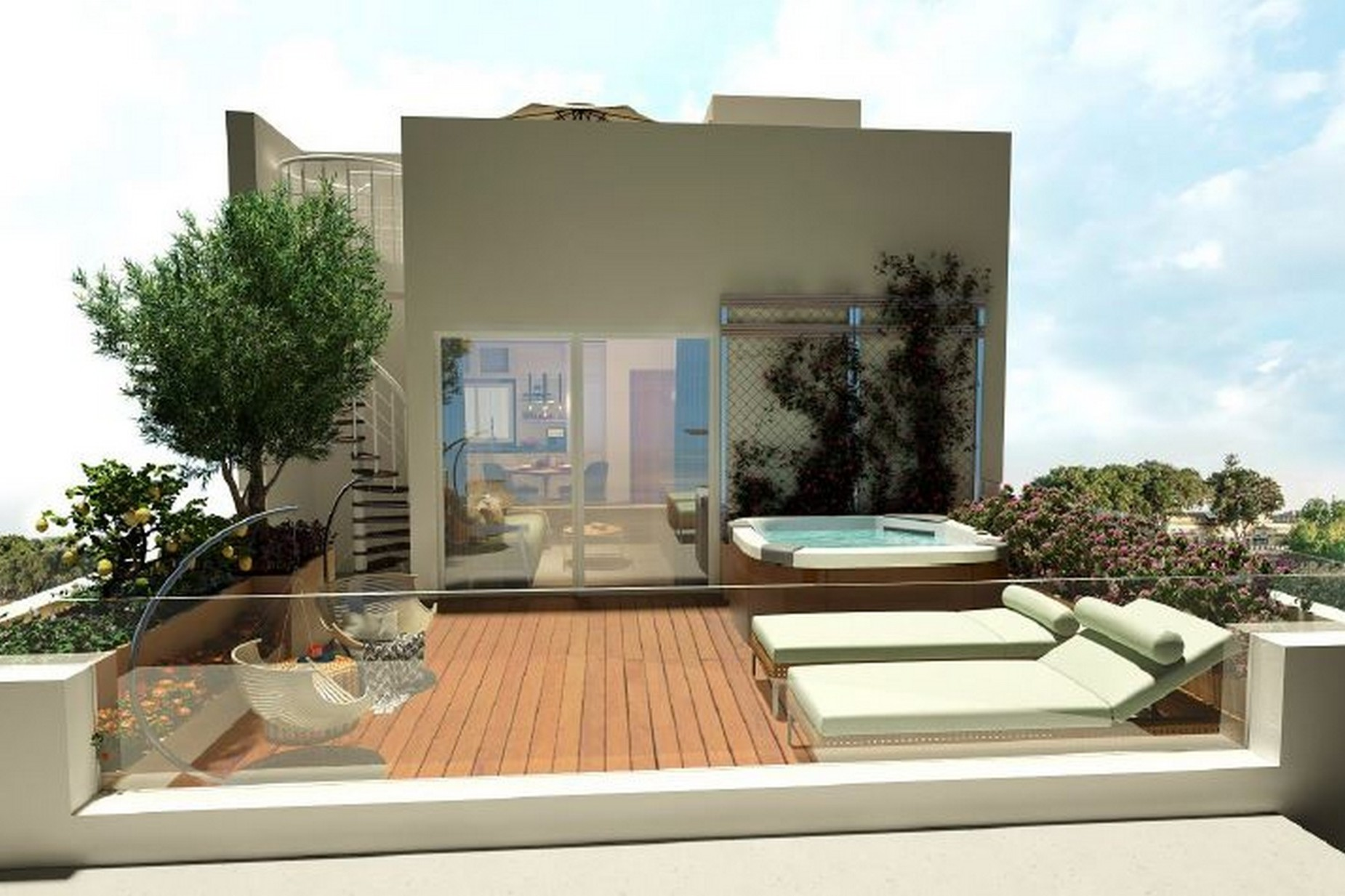 1 bed Penthouse For Sale in Attard, Attard - thumb 2