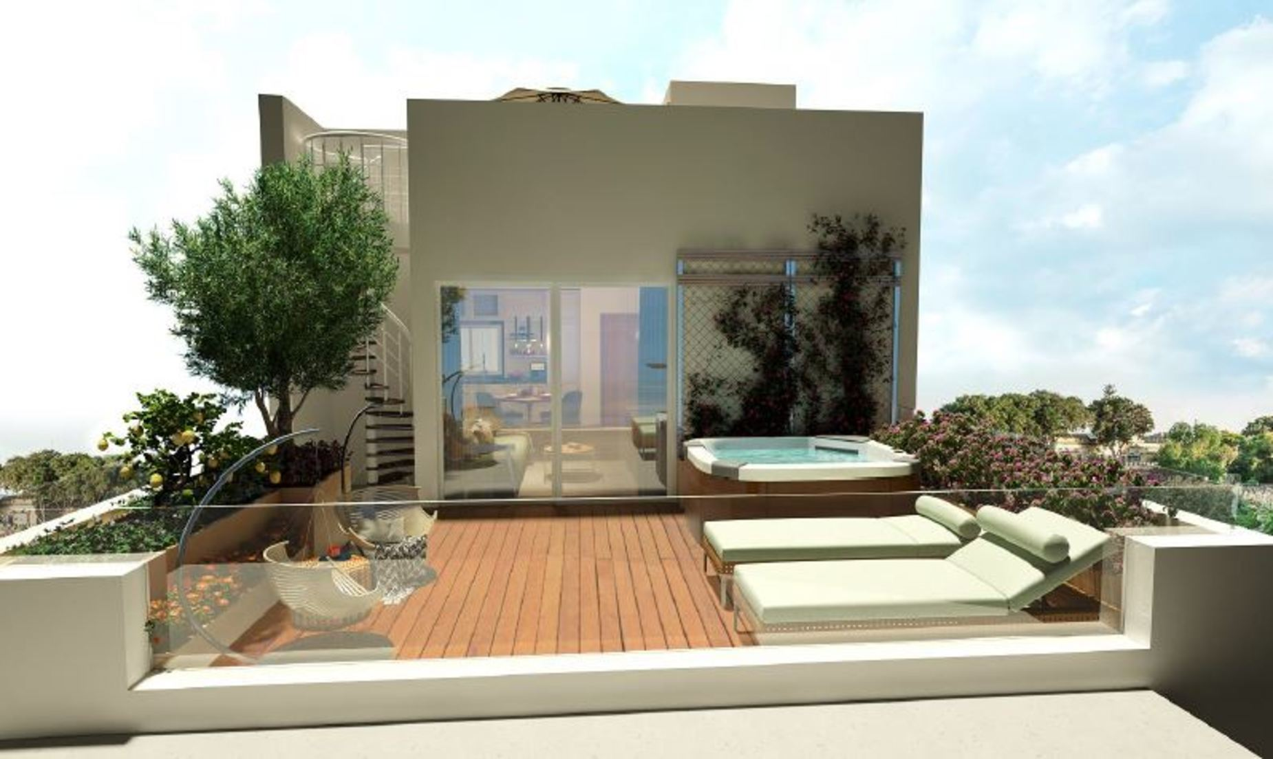 1 bed Penthouse For Sale in Attard, Attard - thumb 15