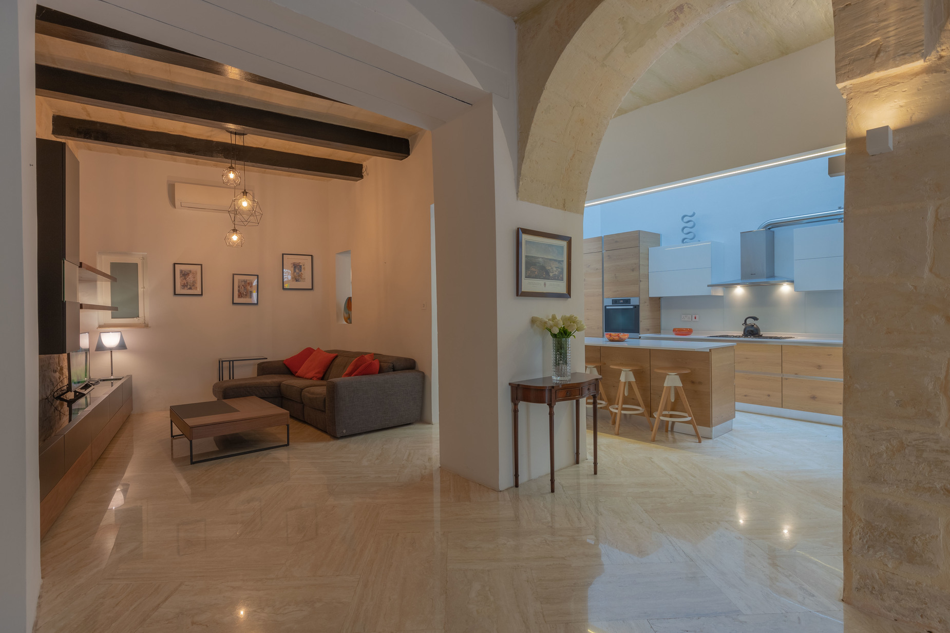 3 bed Town House For Rent in Lija, Lija - thumb 8