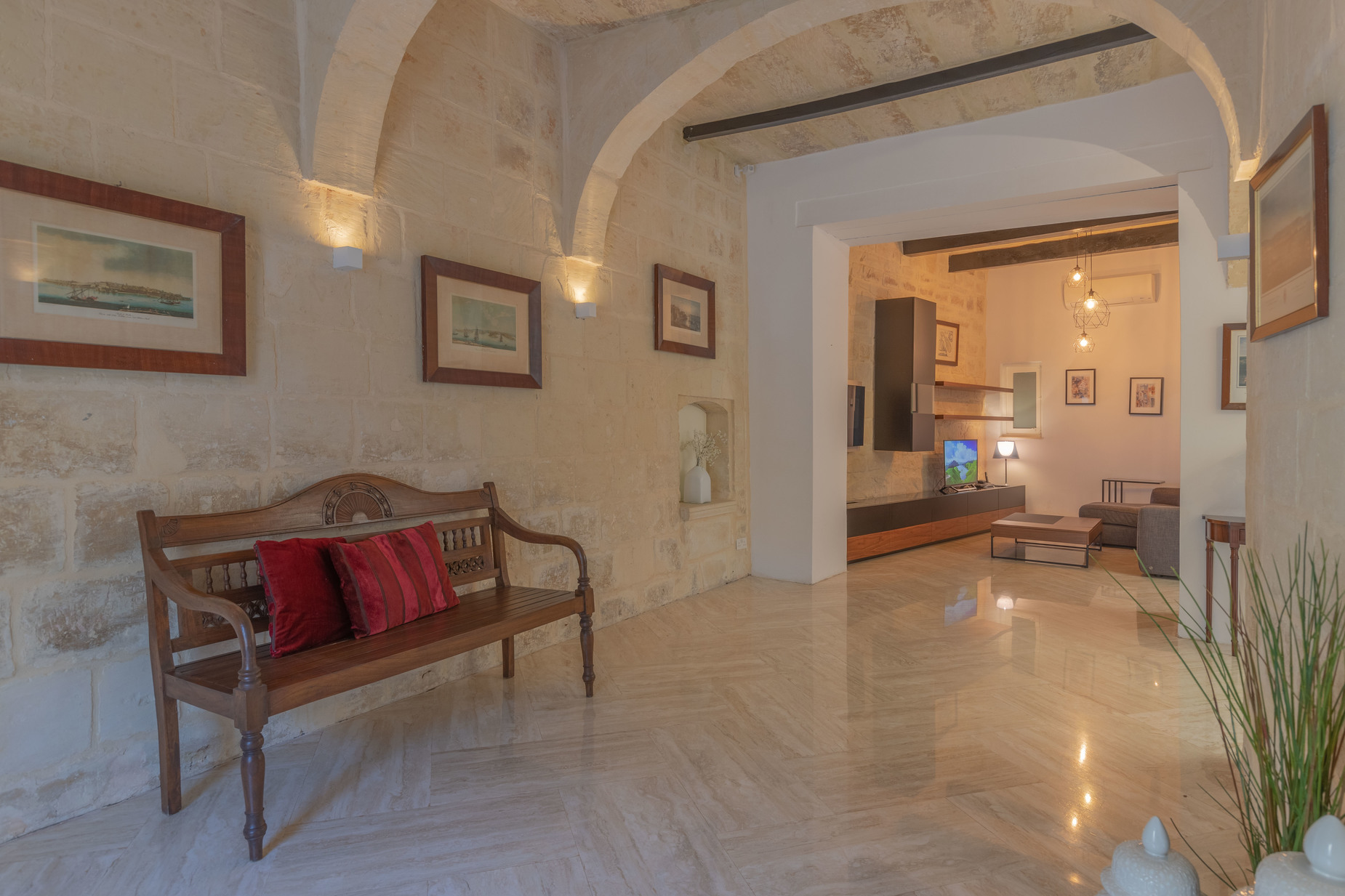 3 bed Town House For Rent in Lija, Lija - thumb 5