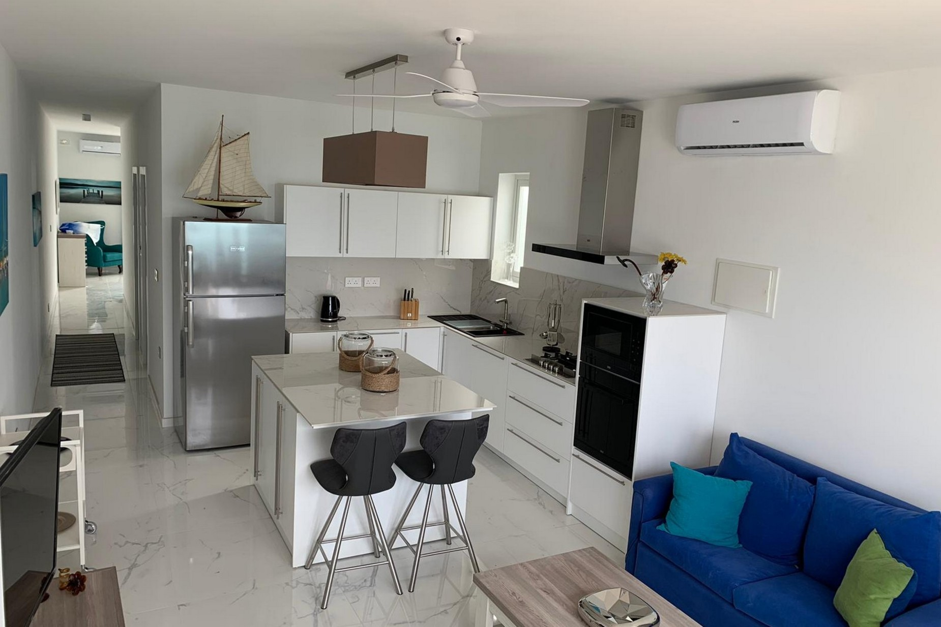 2 bed Penthouse For Rent in Mellieha, Mellieha - thumb 2