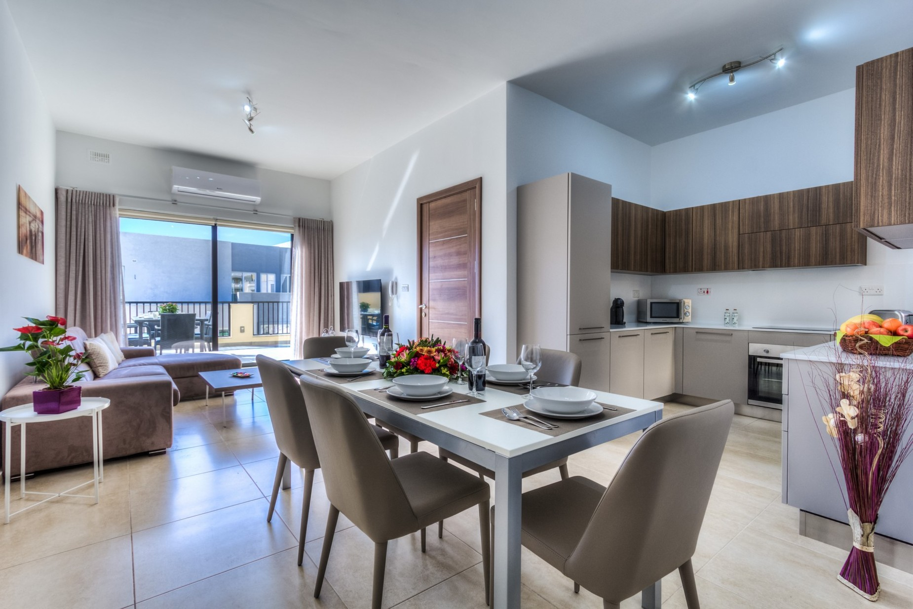 3 bed Penthouse For Rent in Mellieha, Mellieha - thumb 3
