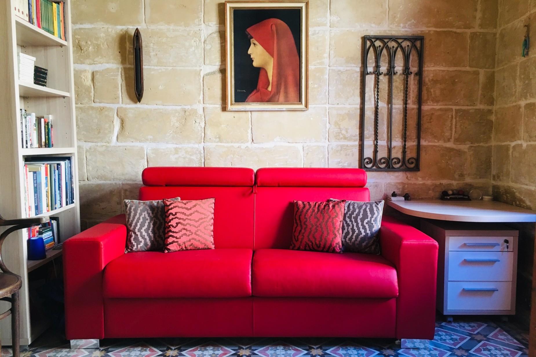 2 bed House of Character For Rent in Senglea, Senglea - thumb 2