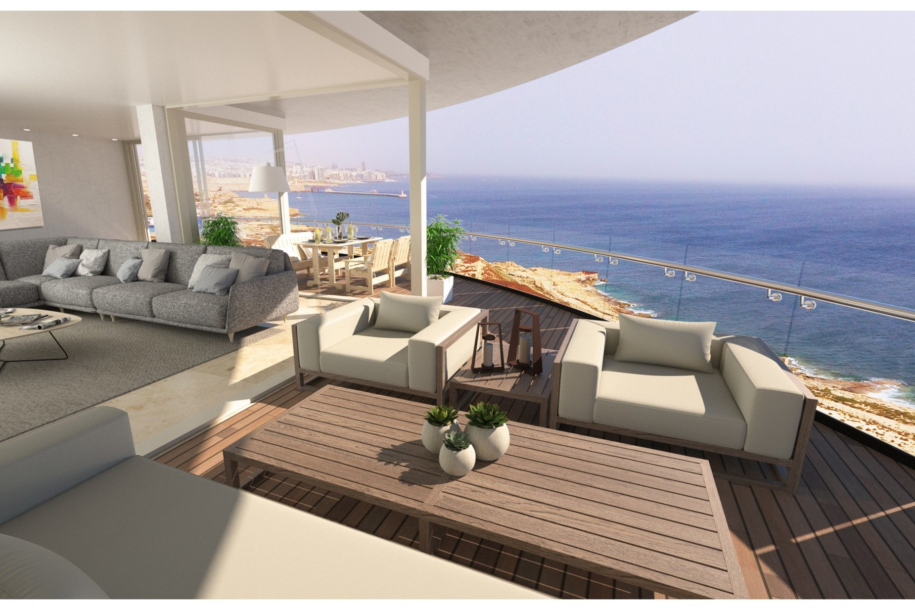 1 bed Apartment For Sale in Kalkara, Kalkara - thumb 4