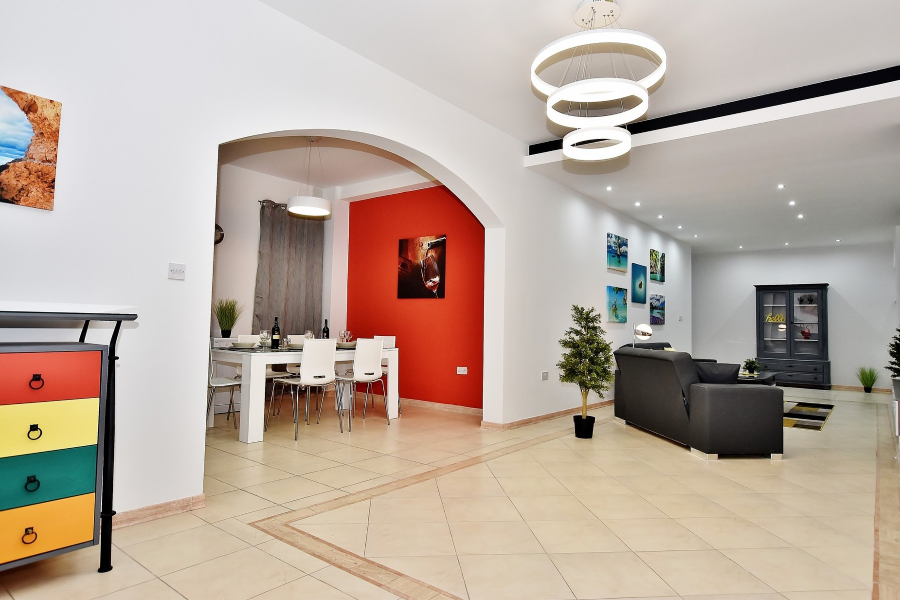 3 bed Maisonette For Rent in Sliema, Sliema - thumb 4