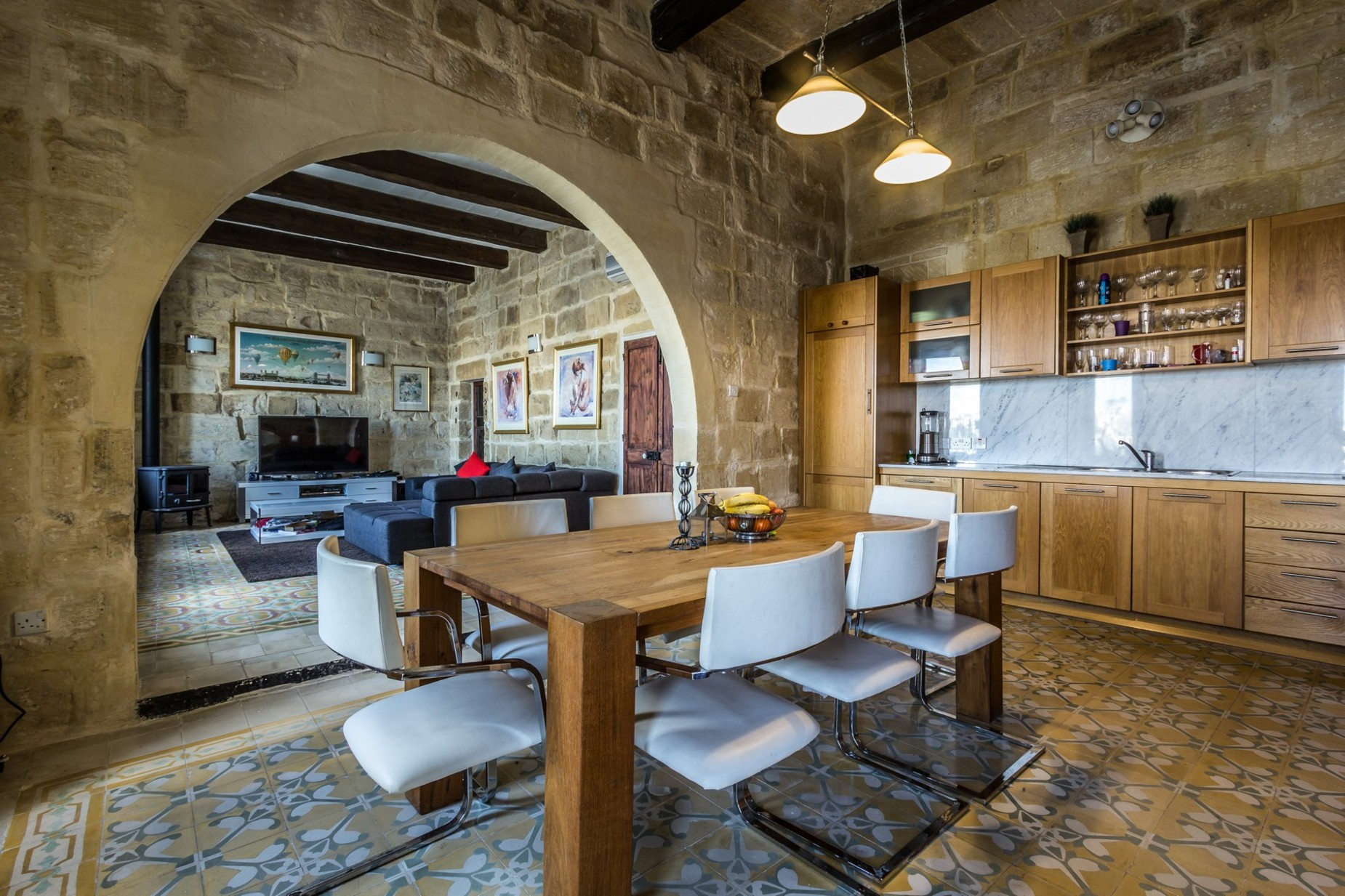 4 bed Town House For Rent in Vittoriosa, Vittoriosa - thumb 5