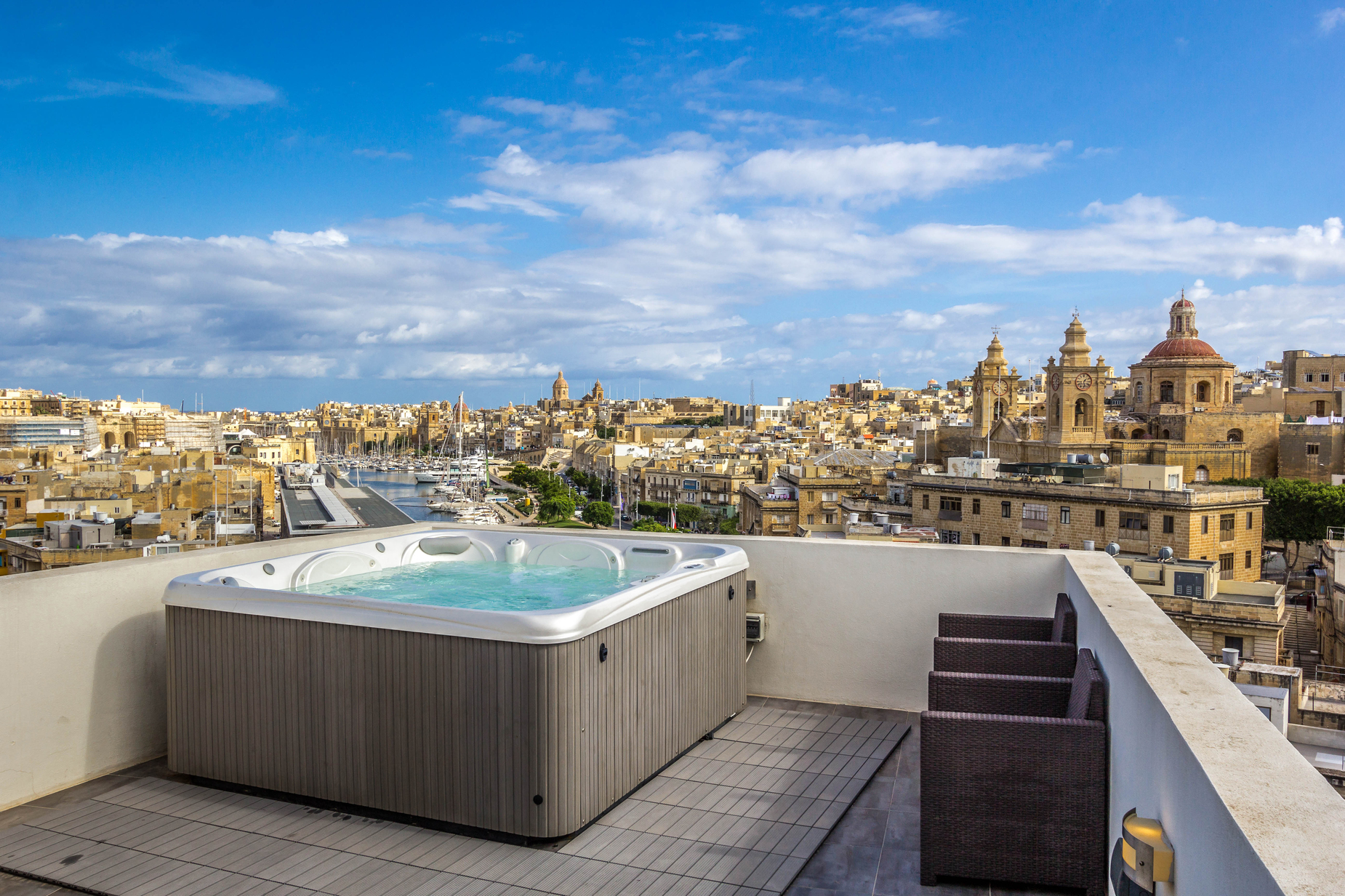 2 bed Penthouse For Sale in Cospicua, Cospicua - thumb 2