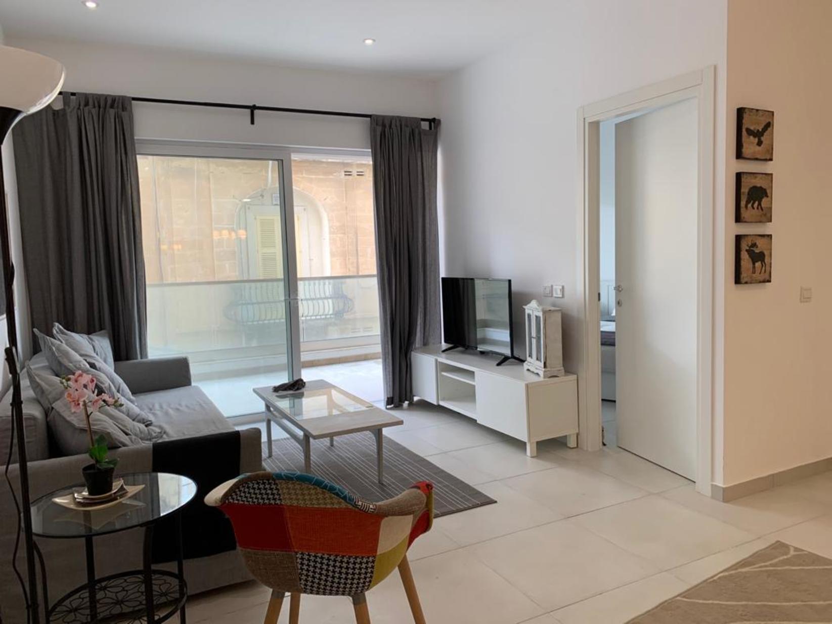 1 bed Apartment For Rent in Sliema, Sliema - thumb 2