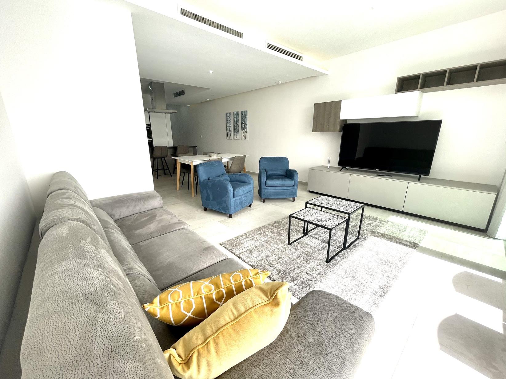 2 bed Apartment For Rent in Sliema, Sliema - thumb 3