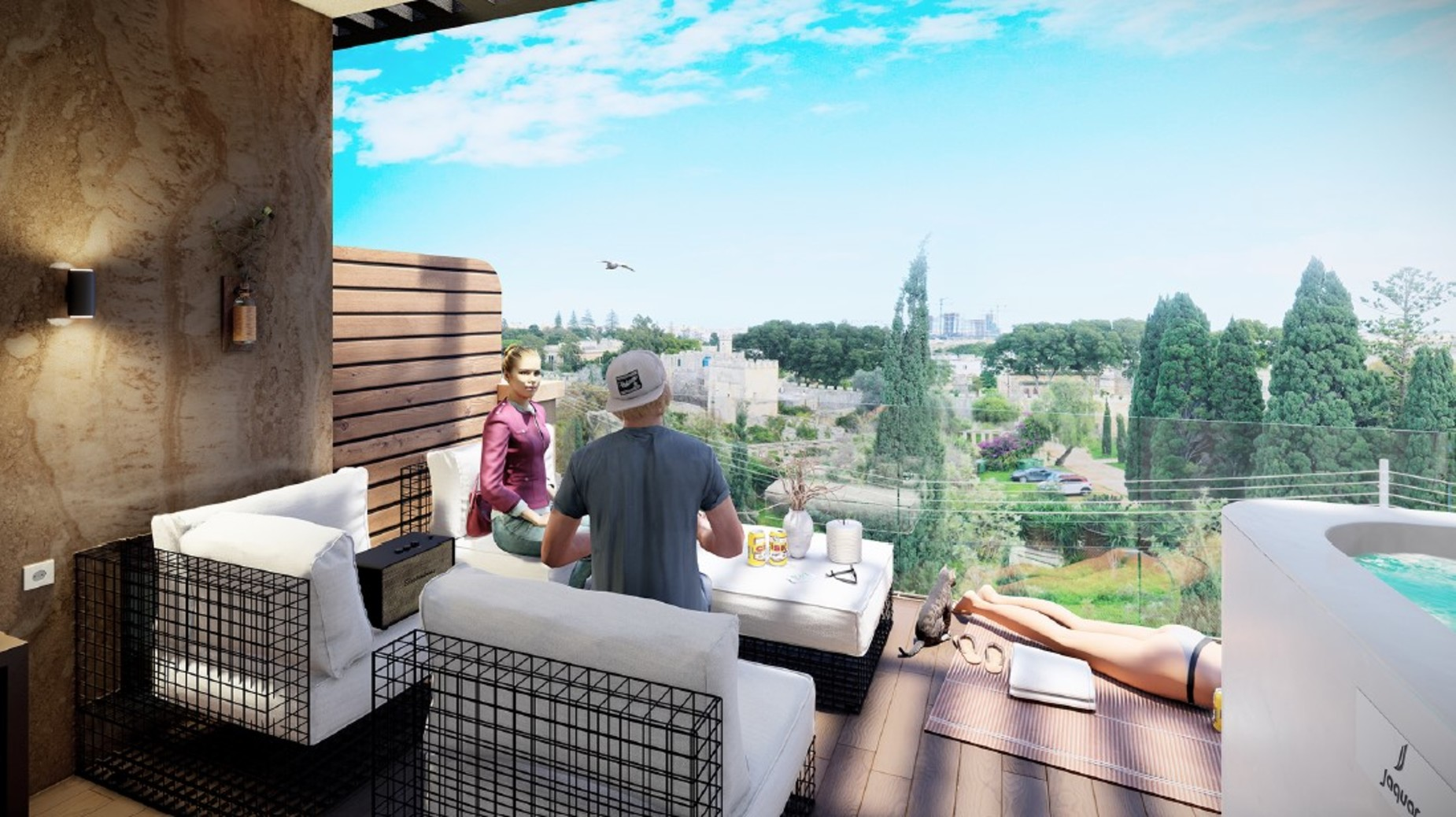 2 bed Penthouse For Sale in Attard, Attard - thumb 2