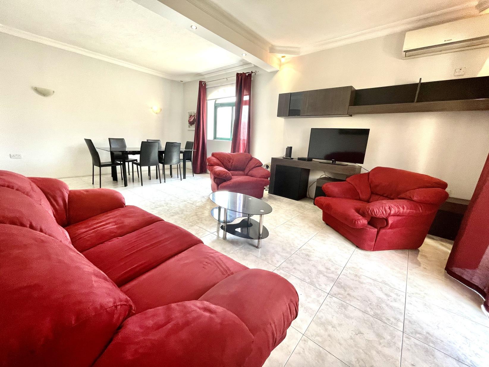 4 bed Maisonette For Rent in Gzira, Gzira - thumb 3